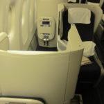 British Airways Business Class 777 – 2