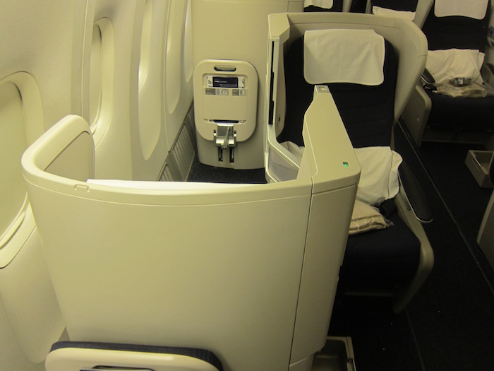 British Airways Business Class 777 – 2