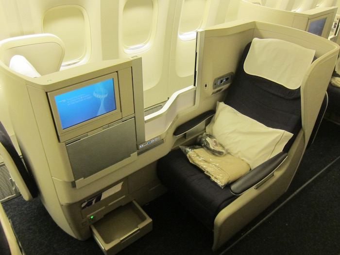British Airways Business Cl 777 3