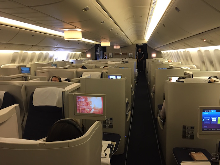 British airways business class 777 59 one mile at a time for World class photos pictures
