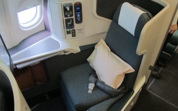 Cathay Pacific Business Class A330 – 3