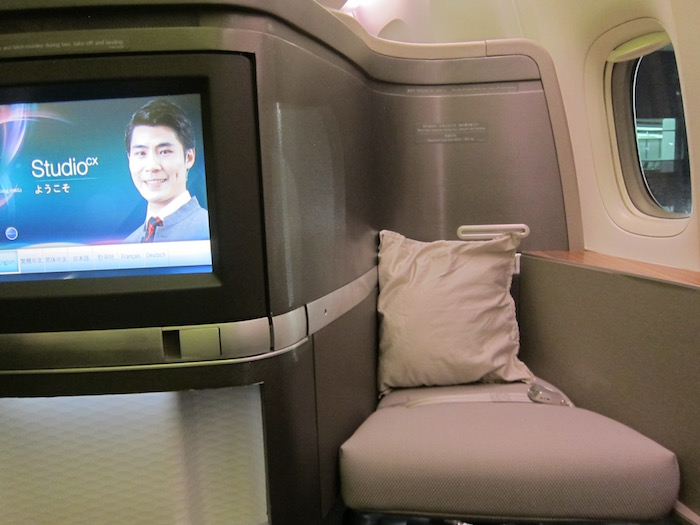 Cathay-Pacific-First-Class-777 - 4