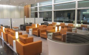 Cathay Pacific Lounge San Francisco – 11
