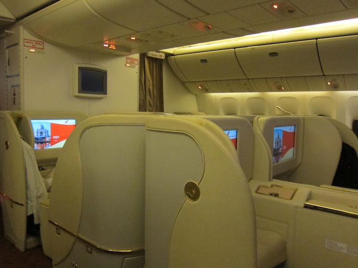 Air-India-777-First-Class - 17 - One Mile at a Time