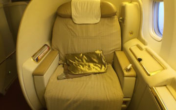 Air India First Class – 15
