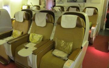 Air India First Class – 2
