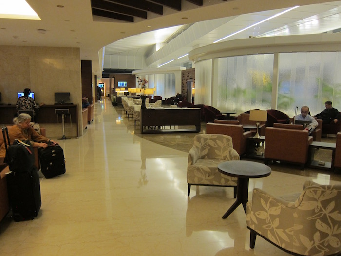 Air-India-Lounge-Delhi-Airport - 20
