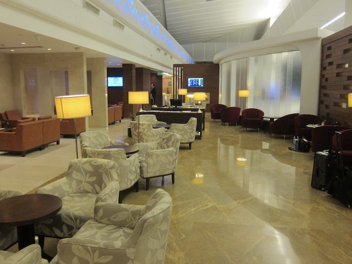 Air-India-Lounge-Delhi-Airport - 24