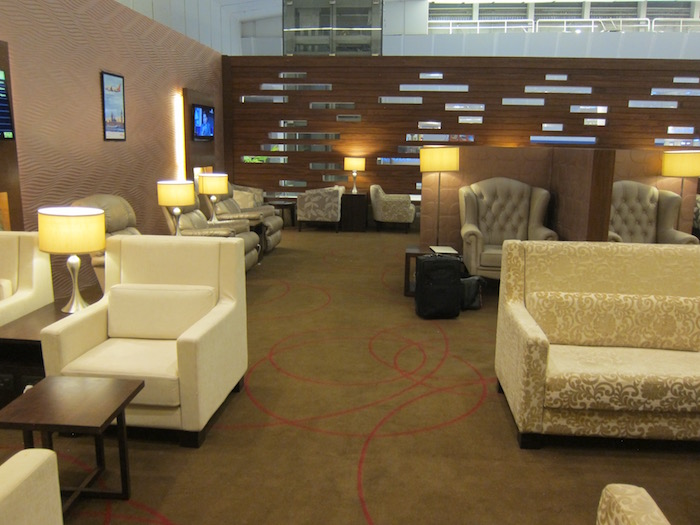 Air-India-Lounge-Delhi-Airport - 5