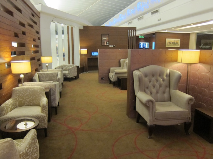 Air India Lounge Delhi Airport 7 One Mile At A Time