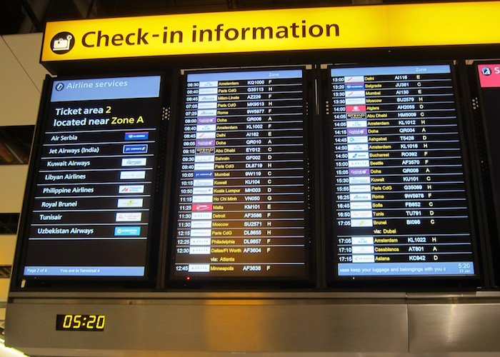 Air-India-Lounge-London-Heathrow - 1