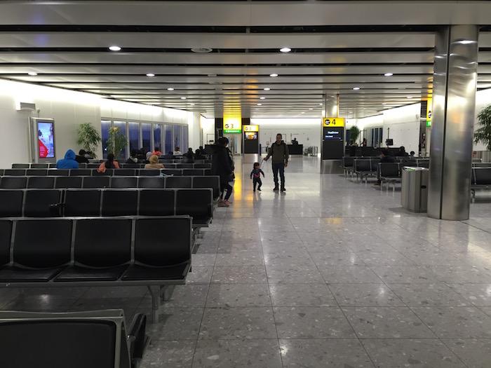 Air-India-Lounge-London-Heathrow - 45