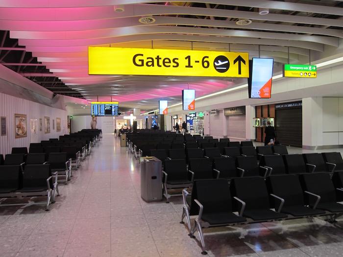 Air-India-Lounge-London-Heathrow - 7