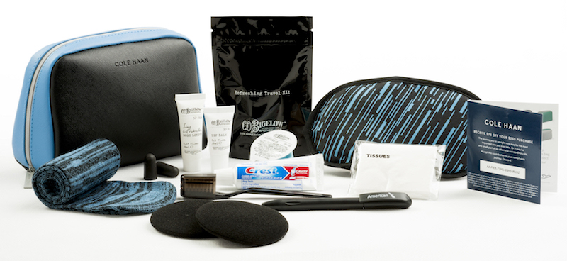 American Introducing Awesome New Cole Haan Amenity Kits