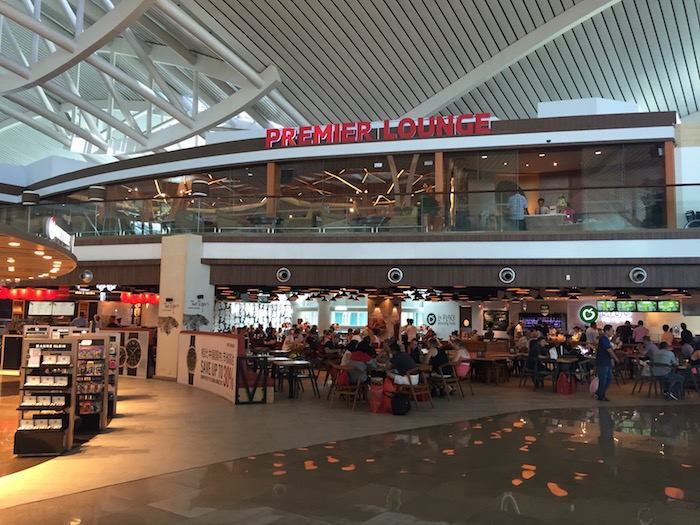 Review Premier Lounge Bali Denpasar Airport One Mile At A