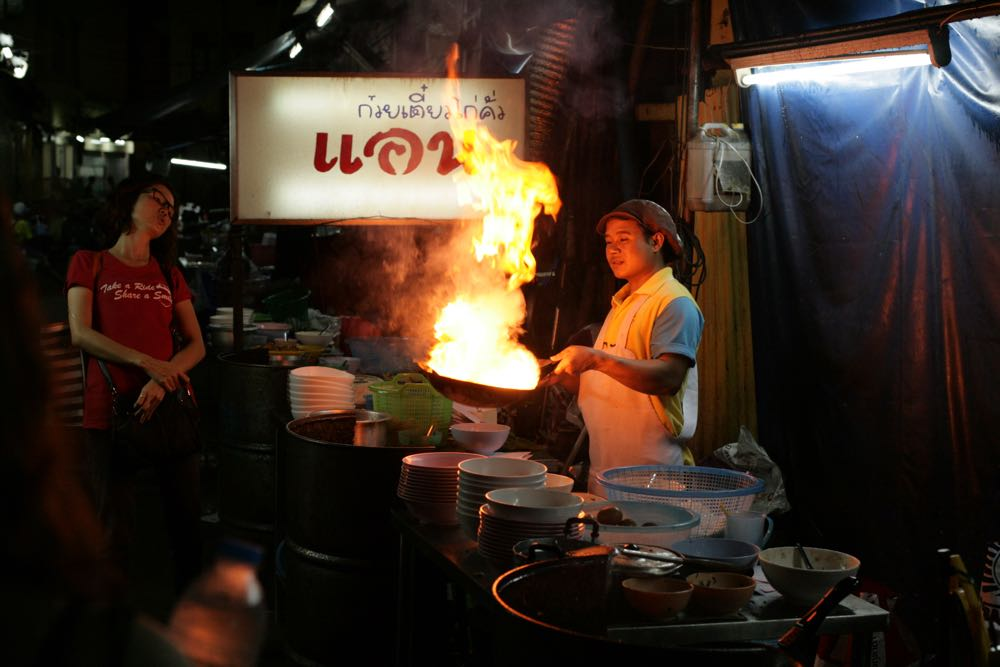 Review: Bangkok Food Tours - One Mile at a Time