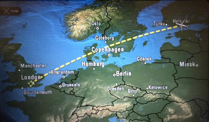 Finnair-Business-Class-A340 - 28