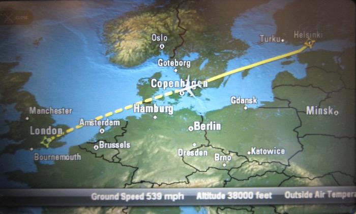 Finnair-Business-Class-A340 - 40