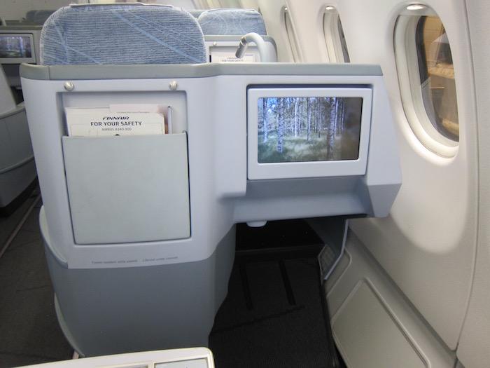 Finnair-Business-Class-A340 - 6