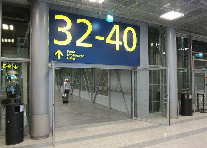 Finnair-Lounge-Helsinki-Airport - 1