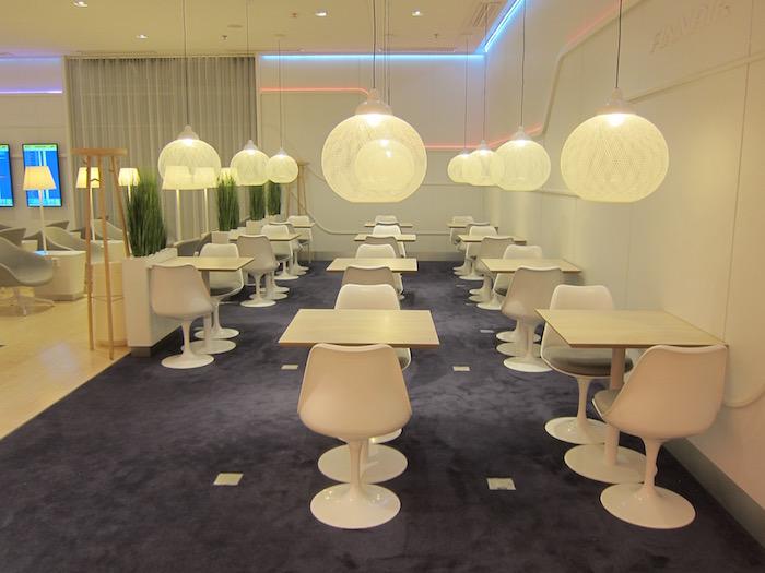 Finnair-Lounge-Helsinki-Airport - 19
