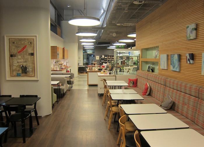 Helsinki-Airport-Lounge - 15