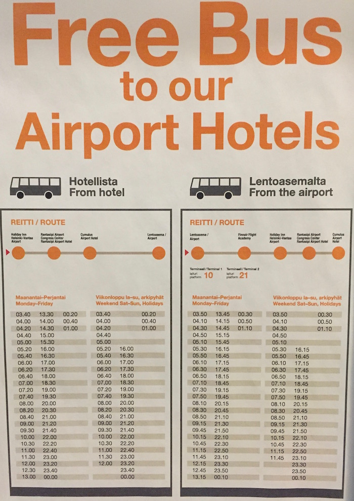 Review Holiday Inn Helsinki Airport One Mile At A Time