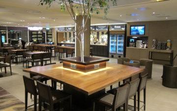 Plaza Premium Lounge London Heathrow – 9