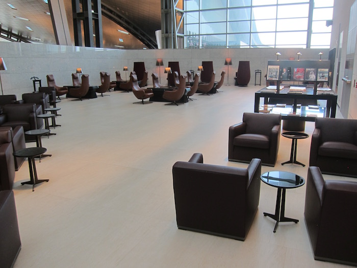 Qatar-Airways-Lounge-Doha - 19