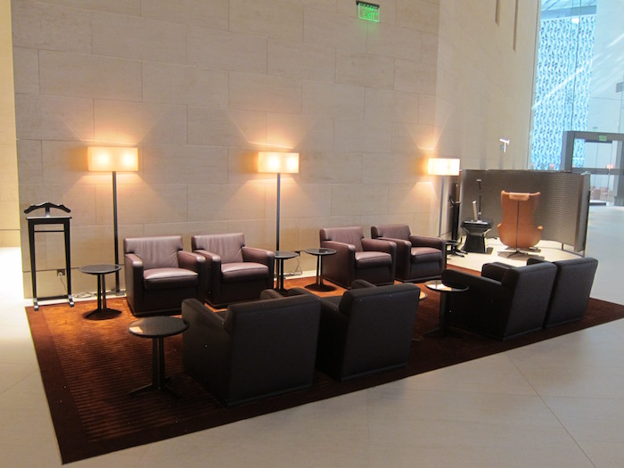 Qatar Airways Lounge Doha 22 One Mile At A Time
