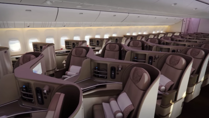 Booked China Eastern And Royal Air Maroc Business Class