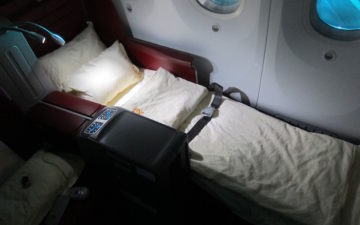 Hainan Airlines Business Class 787 – 79