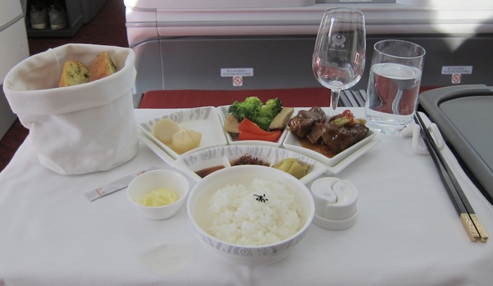 Hainan-Airlines-Business-Class-Food