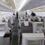 Iberia Business Class A340 – 1