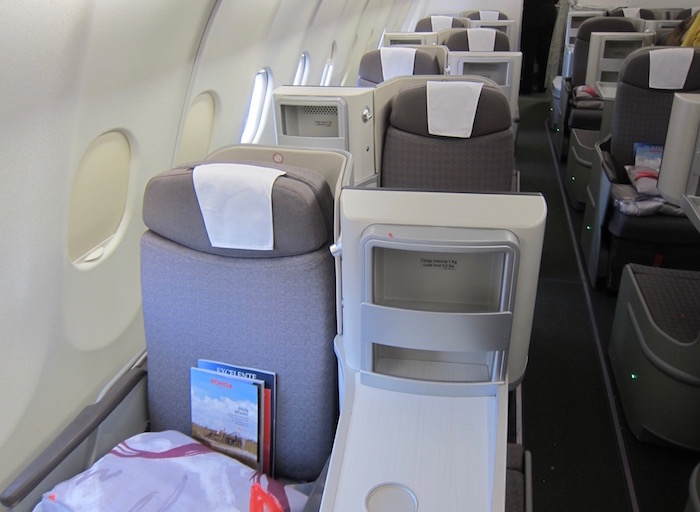 Iberia Business Cl A340 2
