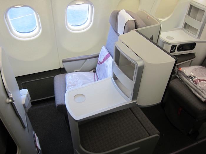 Iberia-Business-Class-A340 - 3