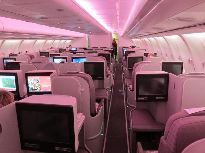 Iberia-Business-Class-A340 - 31