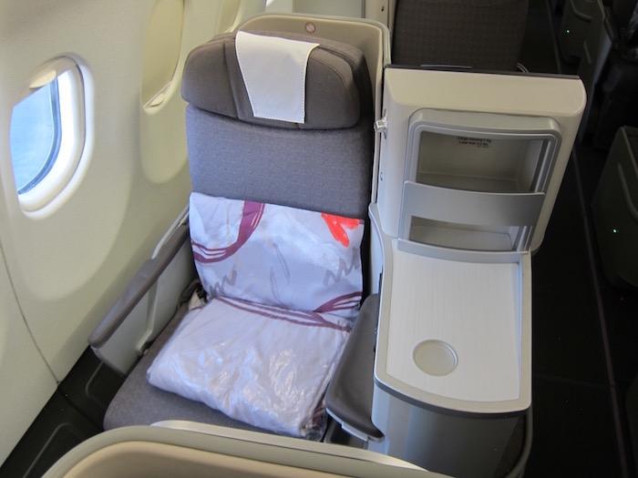 Iberia-Business-Class-A340 - 5