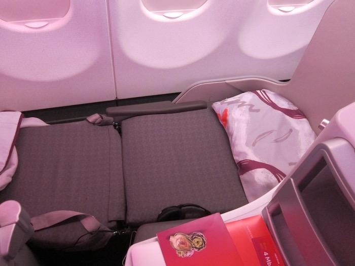 Iberia-Business-Class-A340 - 73