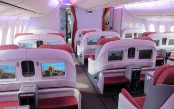 Lan 787 Business Class – 3