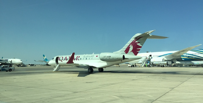 Muscat-Airport-Planes