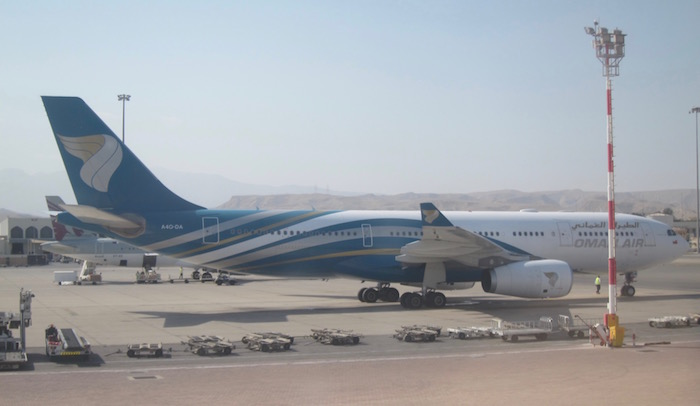 Oman-Air-Business-Class-A330 - 27