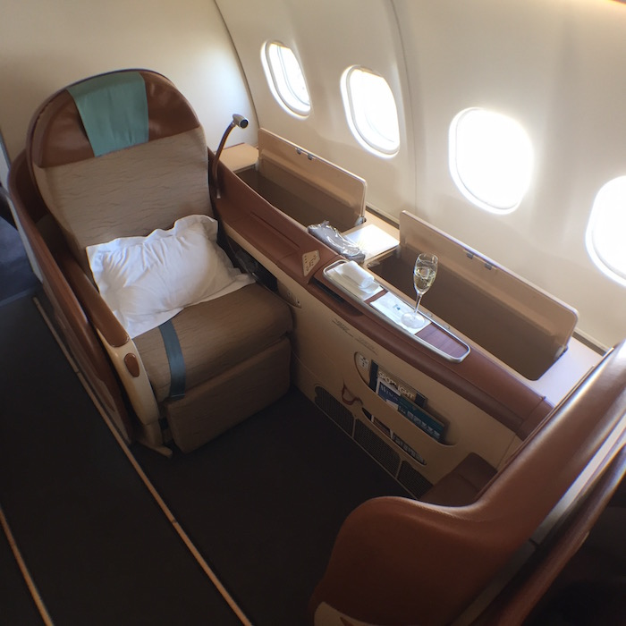 Oman Air Business Class A330 3 One Mile At A Time