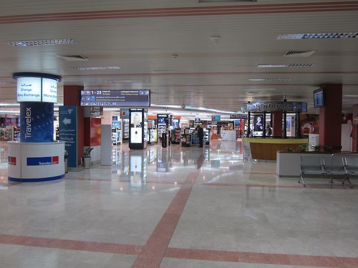 Oman-Air-Lounge-Muscat-Airport - 2
