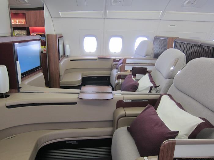 89 Interior Design Classes Qatar Qatar Airways A380 Its All In The Detail Business Class