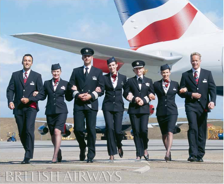 Should All Flight Attendants Wear Skirts One Mile At A Time
