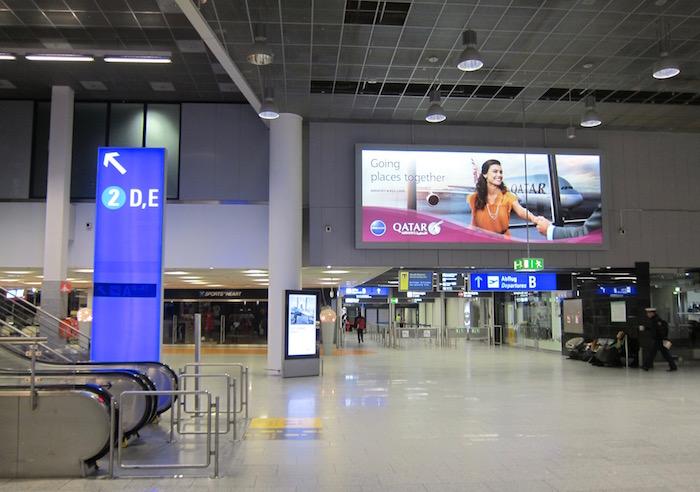 Air-France-Lounge-Frankfurt-Airport - 1