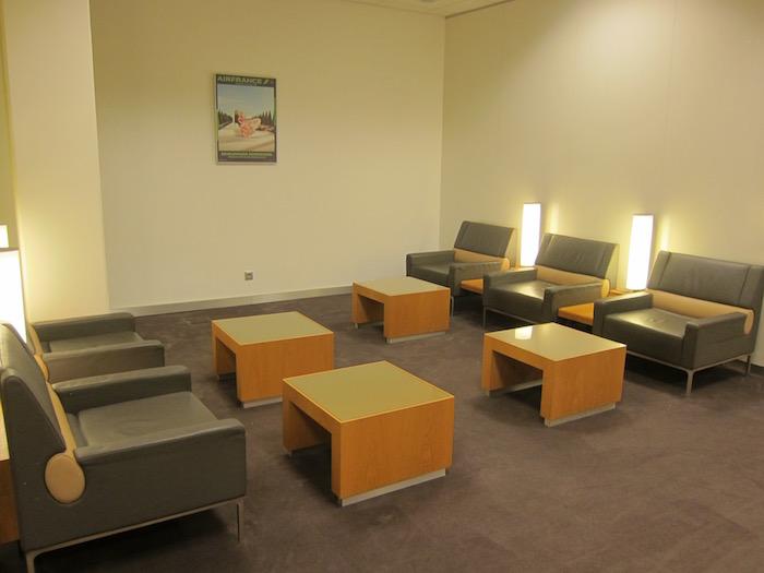 Air-France-Lounge-Frankfurt-Airport - 19