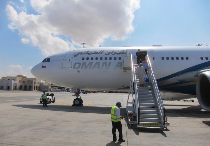Oman-Air-A330-Business-Class - 56