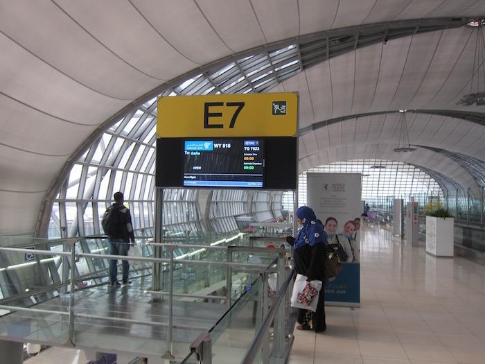 Oman-Air-Lounge-Bangkok - 38